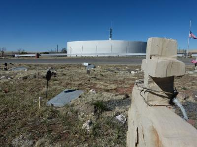 Springerville water tank