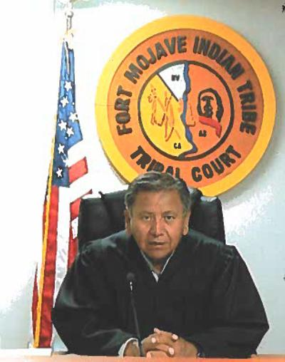 Tribal Court Judge Kay A. Lewis