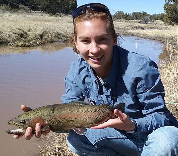 Fishing report 3 4 16 go fishin 39 for Az game and fish fishing report