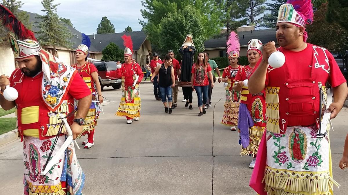 St. Rita's Fiesta - dancers
