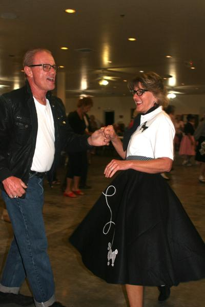 Sock Hop has the moves, the music and the poodle skirts