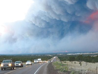 Rodeo-Chediski evacuation