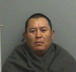 Three arrested - Suspect 2