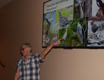 WM Audubon field trip