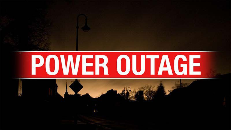 Power Outages Affect Several White Mountain Communities