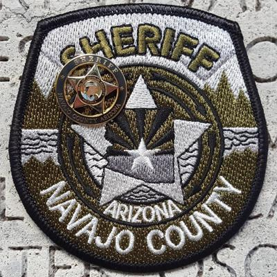 Navajo County Sheriff patch