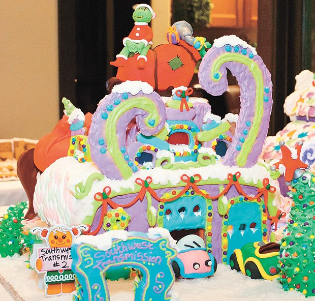 Gingerbread Village winners | Local Entertainment | wmicentral.com