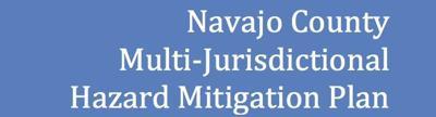 Navajo County Hazard Mitigation plan