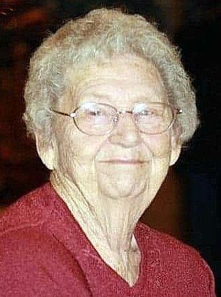 Ruth Hoppe