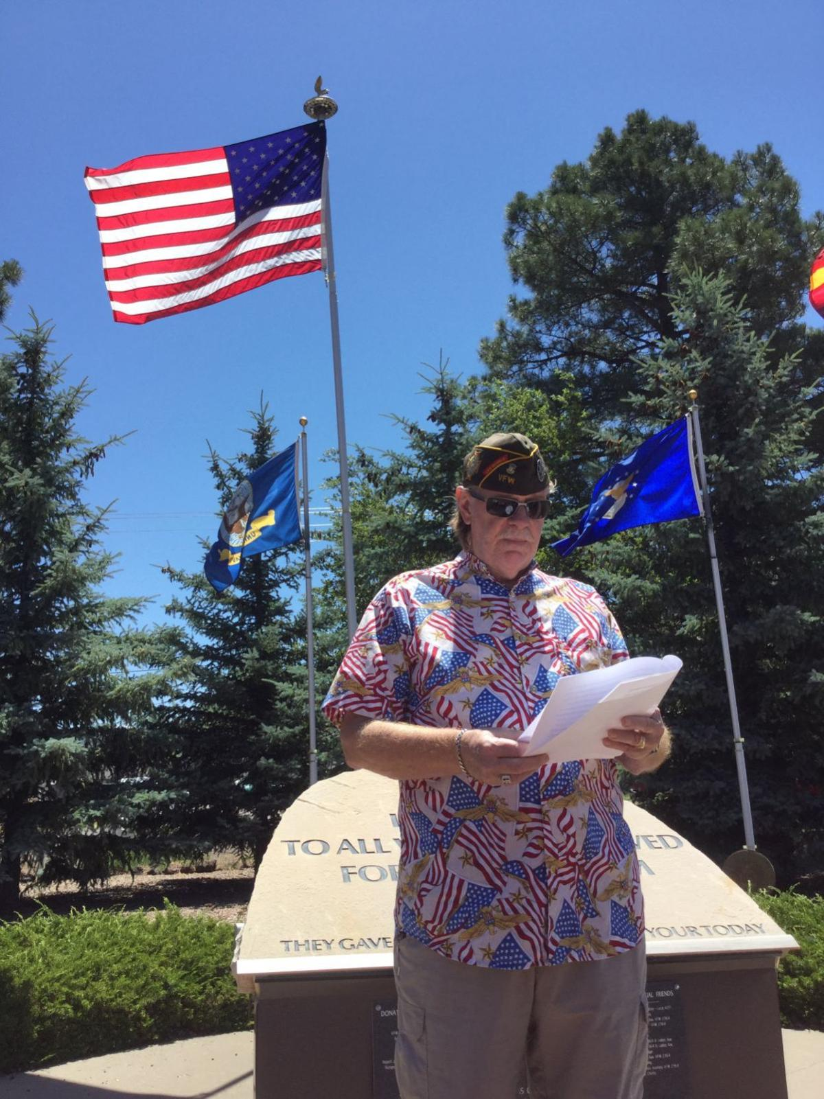 Flag Day in Pinetop-Lakeside