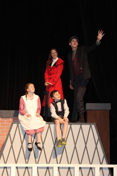 SLHS production of Mary Poppins