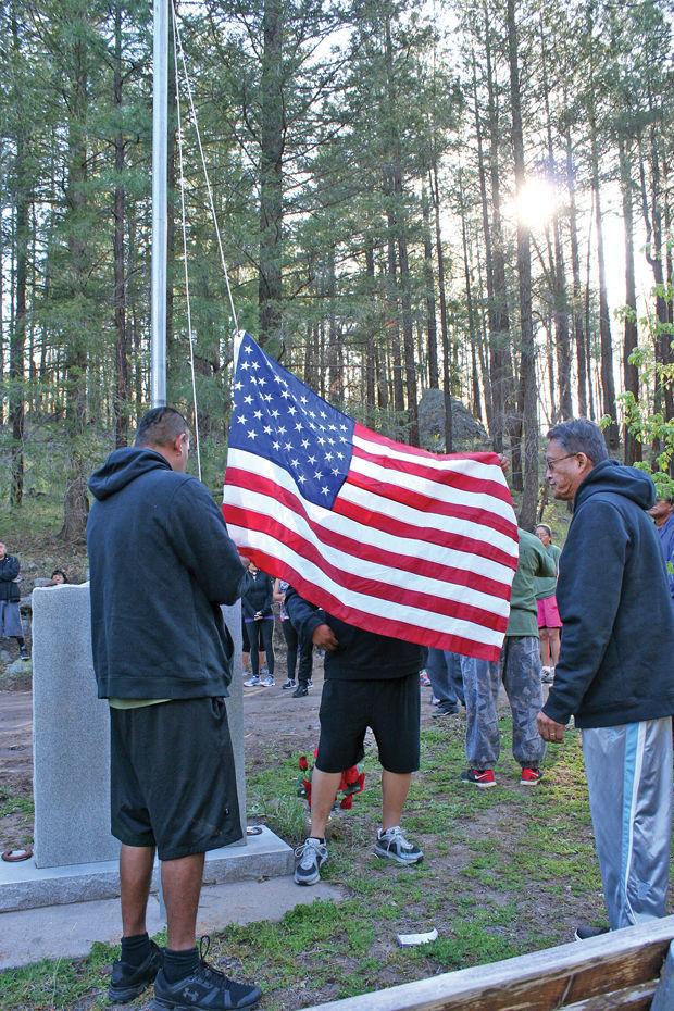 Officer Tenny Gatewood Jr. memorial