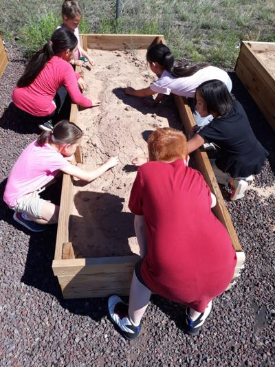 Lowe's grant funds BRES Learning Garden