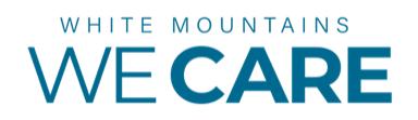 White Mountains We Care