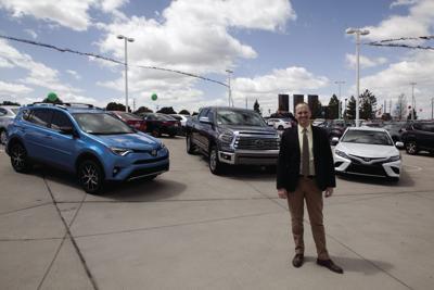 Hatch buys multiple franchise automobile dealership