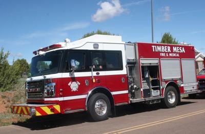 Timber Mesa truck