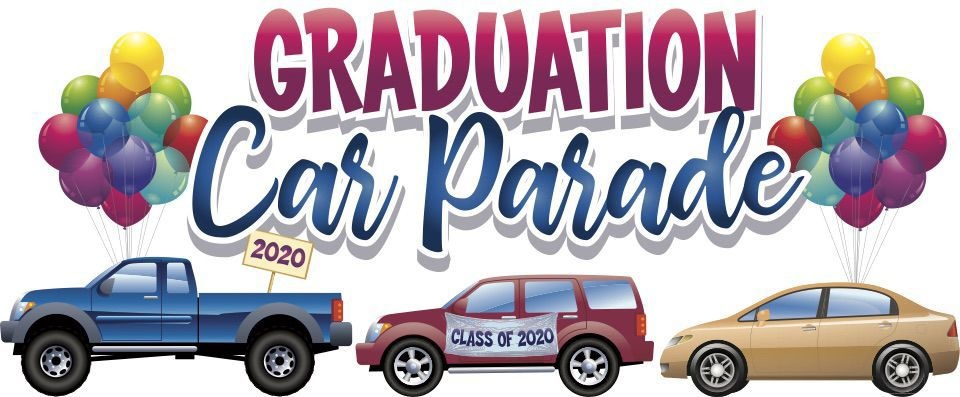 Graduation in the Age of COVID-19 - car parade