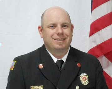 Timber Mesa Deputy Chiefs earn Chief Fire Officer designation - Randy Chevalier