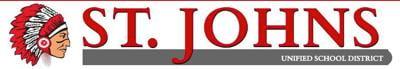 St. Johns USD logo