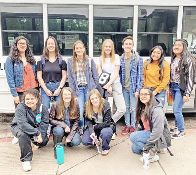 Blue Ridge SADD Club delivers drug education