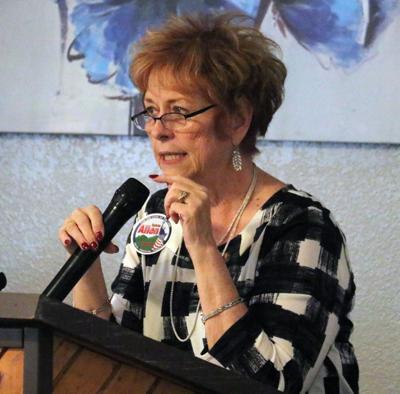 Sylvia Allen on education