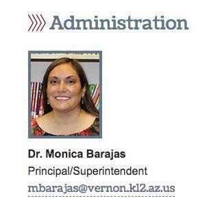 Dr. Monica Barajas
