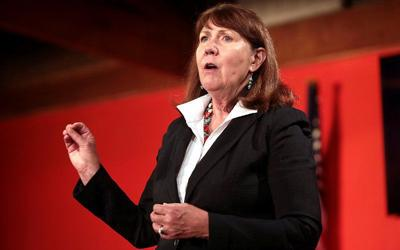 Kirkpatrick returns to Capitol after taking leave for alcohol treatment