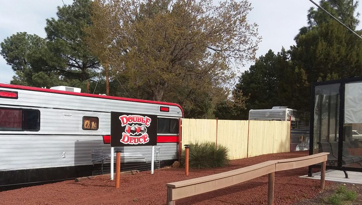 RV park renovated by local residents