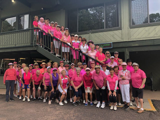 Giggles golf tournament exceeds $100,000