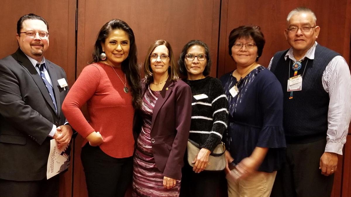 Continued success at White Mountain Apache Housing Authority