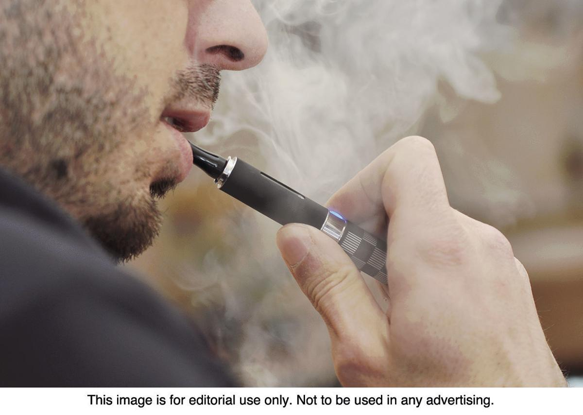 Fatal substance found in vaping products
