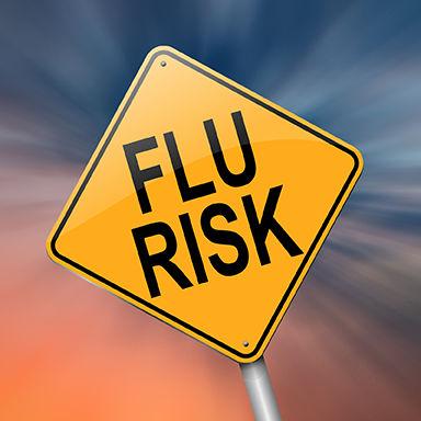 Flu Alert Concept