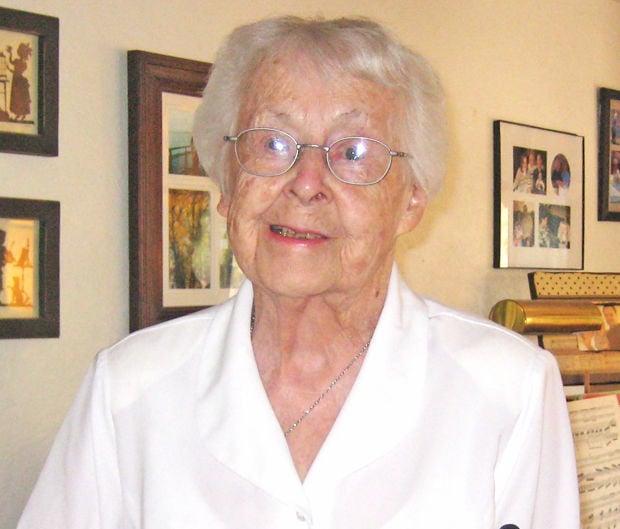 Ina Mae Stidham, Pioneer Lakeside Educator, Dies At 96