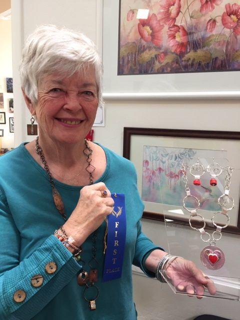 AAWM Bi-Annual Art Show celebrates its winners