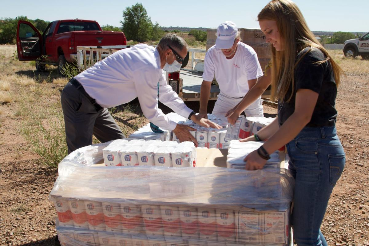 3E snacks receives much needed donation