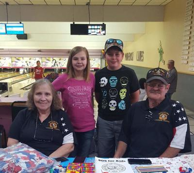 Bowling for vets
