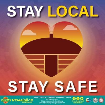 Stay Local, Stay Safe