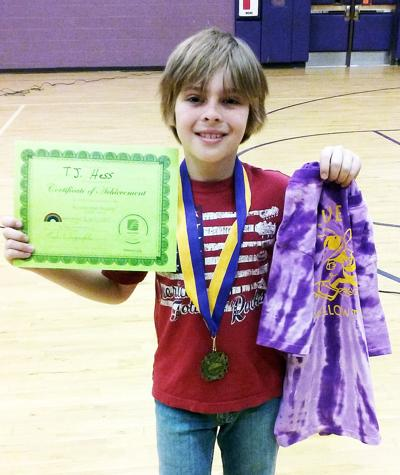 Blue Ridge fourth grader reads over 5 million words this year