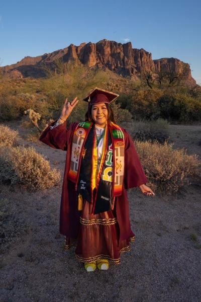 Native Women Scholar