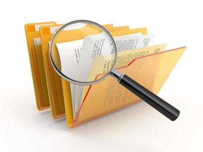 Public records inspection