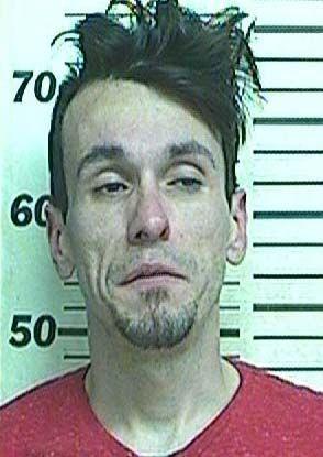 Anthony Redmond   White Mountain Mugshots   wmicentral com