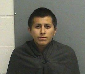 Three arrested in burglary call - Suspect 1