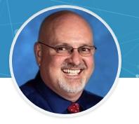 Principal Tony Rhineheart