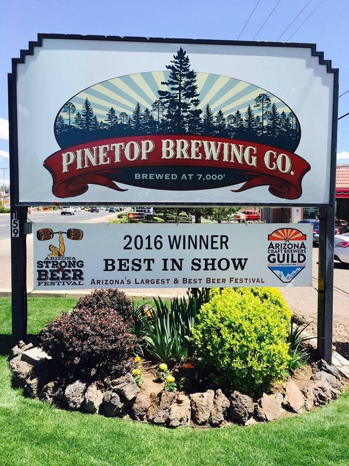 Pinetop Brewing Company