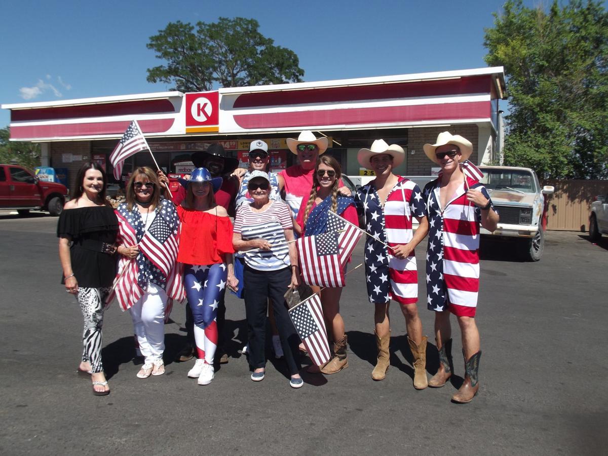 02 - Round Valley Parade go-ers