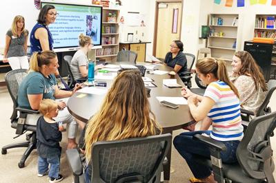 Blue Ridge is pilot site for rural family literacy services
