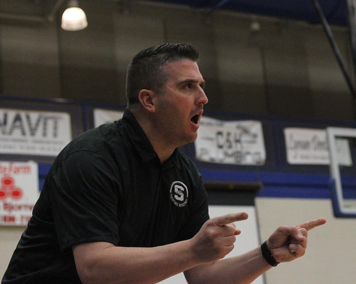 3A East Coach of the Year