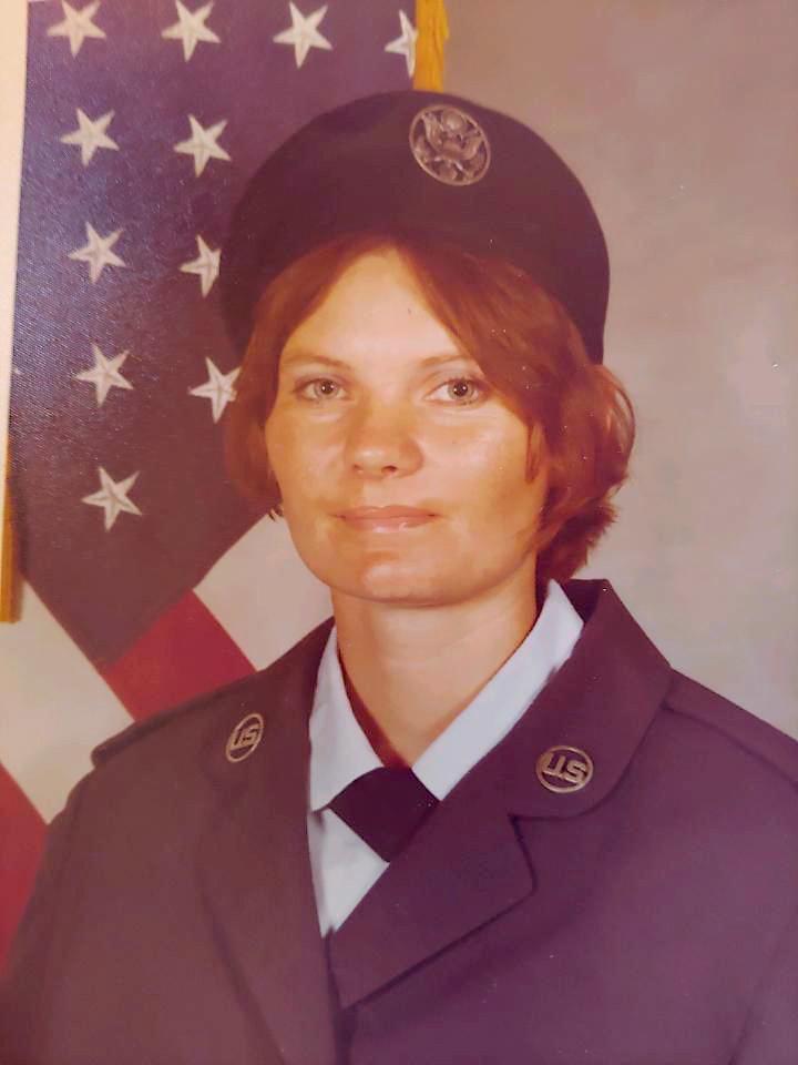 """With an """"ask"""" Tech Sgt. Donna Holloway fulfilled her dream"""