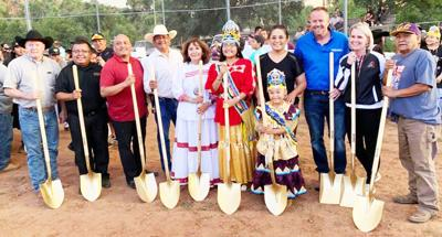 WMAT, AZ D-Backs Foundation partner on tribal community heritage field project