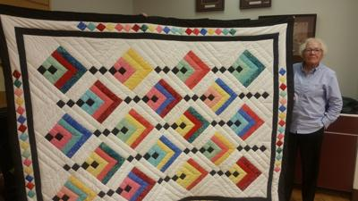 WMRMC Auxiliary quilt raffle tickets now on sale